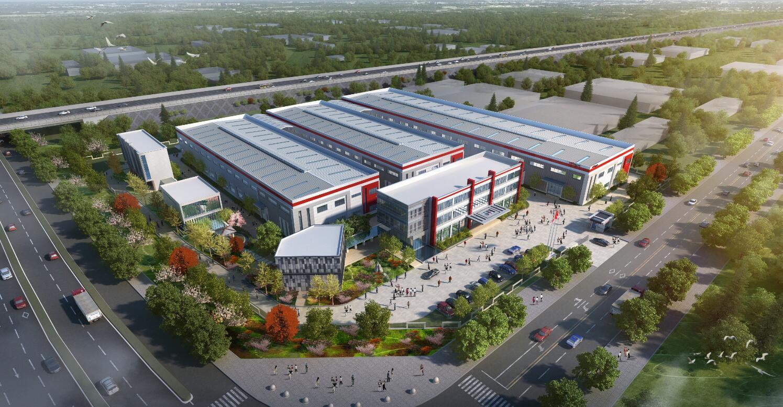 赢胜(湖北)节能橡塑保温材料产业园